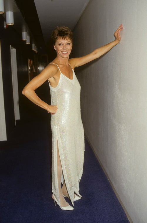 Lill Lindfors 1987.