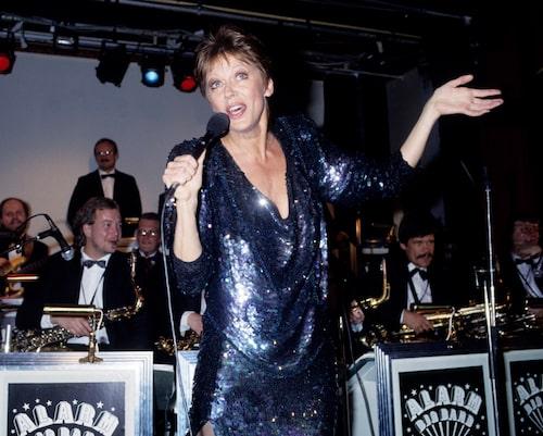 Lill Lindfors 1992.