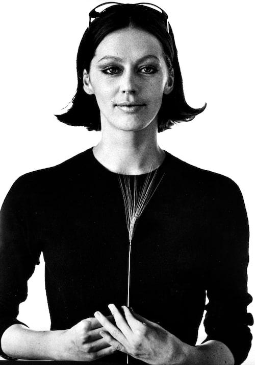 Lill Lindfors 1966.