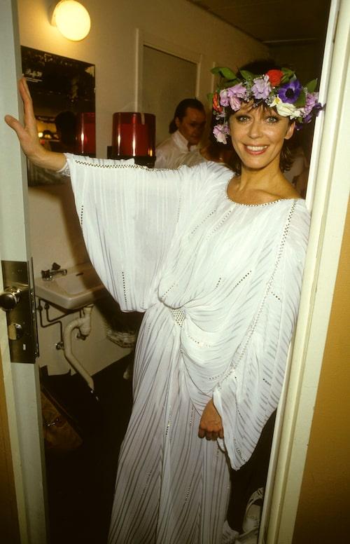 Lill Lindfors 1997.
