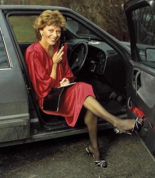 Lill Lindfors 1984.