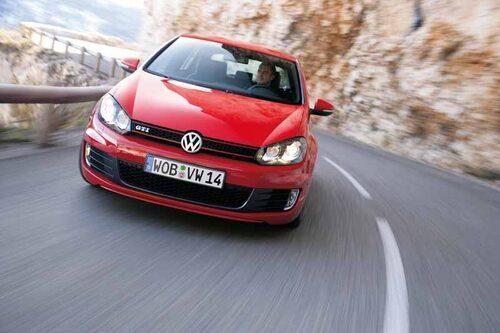 Favorit nummer två: Volkswagen Golf GTI