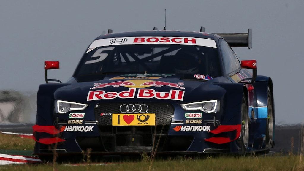 Red Bull Audi RS 5 DTM #5 (Audi Sport Team Abt Sportsline), Mattias Ekström