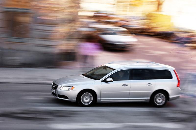 Provkörning av Volvo V70 1,6 DRIVe