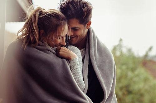 Oxen är bra på att visa kärlek till sin partner.