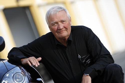 Ove Andersson (1938-2008) varden som såg till att Toyota hamnade på motorsportens världskarta.