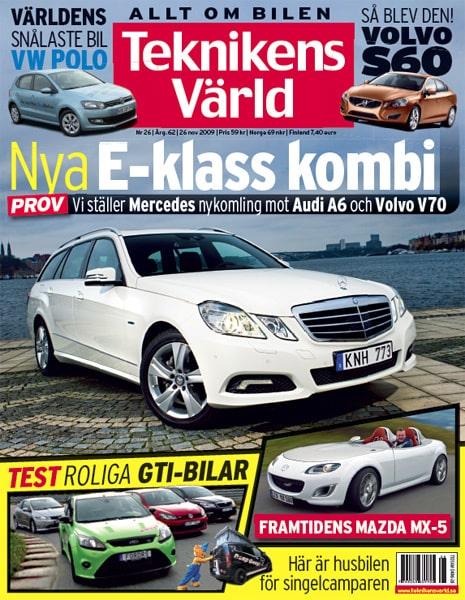 Teknikens Värld nummer 26 / 2009