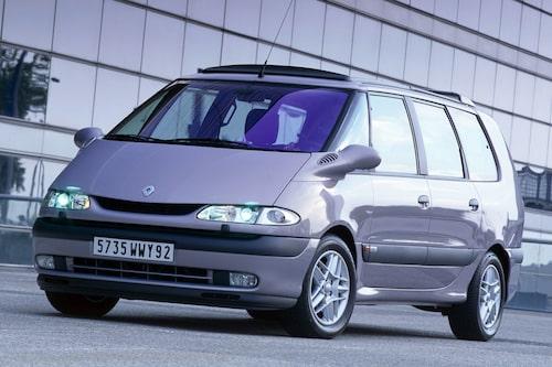 Renault Espace III (1997-2003)