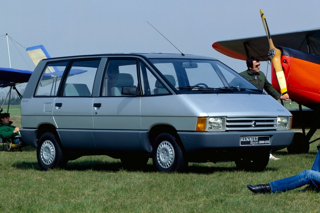 Renault Espace I (1984-1991)