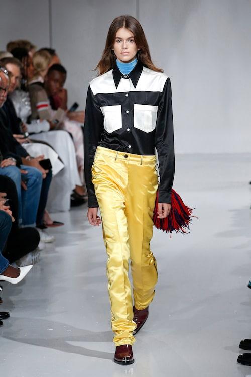 Calvin Klein.