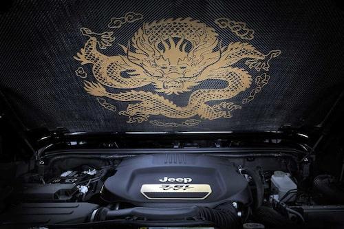 Den kinesiska marknaden är Jeeps tredje största efter USA och Kanada. Förra året sålde man 22 294 bilar, vilket är en ökning på 81 procent jämfört med 2010. Hittills i år har Jeep sålt 10 477 bilar.
