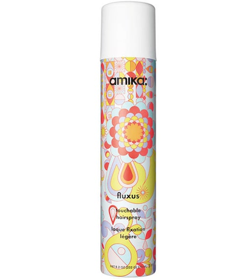 Recension på Amika Touchable hairspray