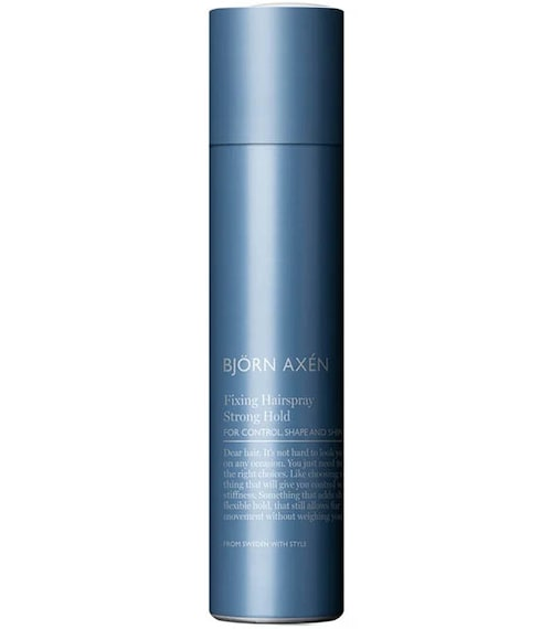 Recension på Björn Axén Megafix Hairspray Super Strong Hold