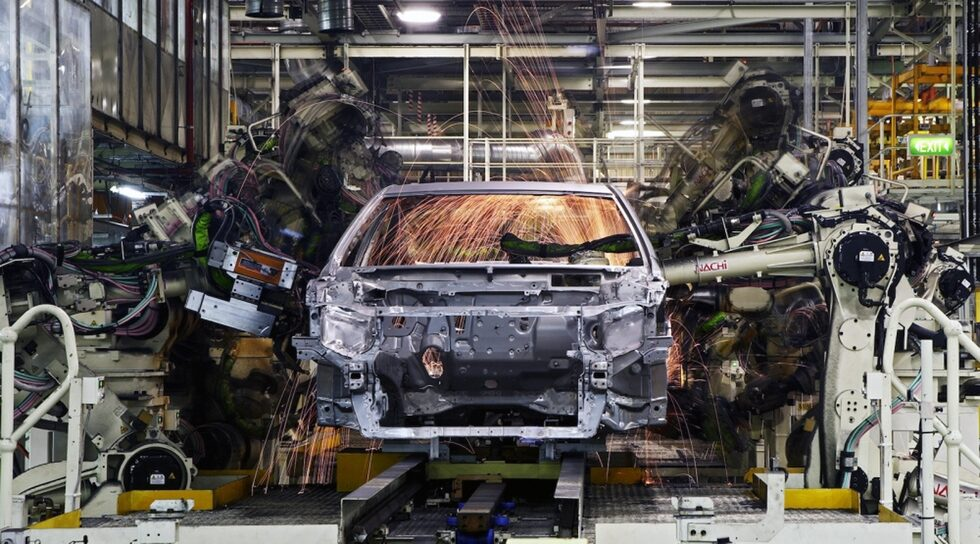 Toyotas fabrik i Australien
