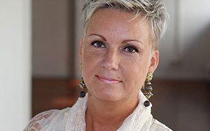 Charlotte Sander, samtalsterapeut och relationsrådgivare.