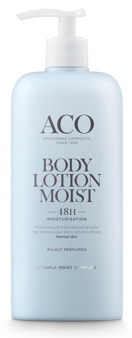 Bodylotion från Aco.