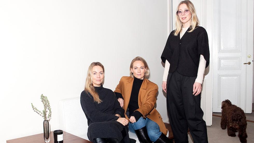 Karin, Sofia och Kristina från House of Dagmar.