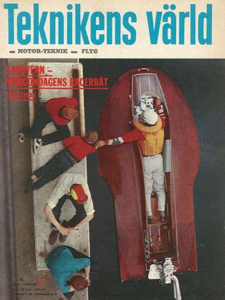 Teknikens Värld nummer 17 / 1962