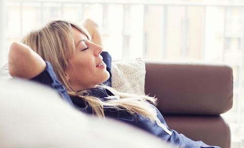 Att vila är lika viktigt som att träna.