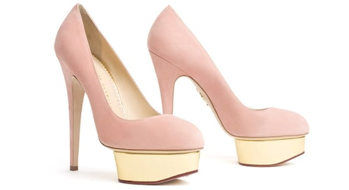 Pumps Dolly från Charlotte Olympia.