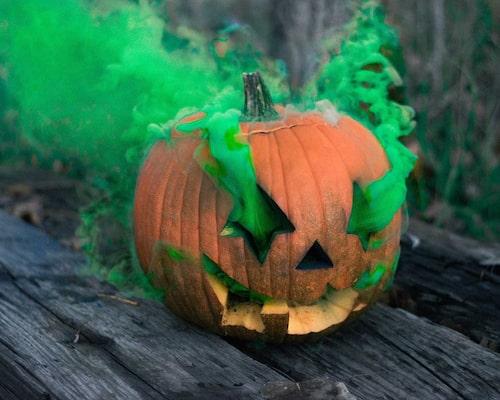 En lång mörk höst utan några festligheter –det banade vägen för det svenska Halloweenfirandet.