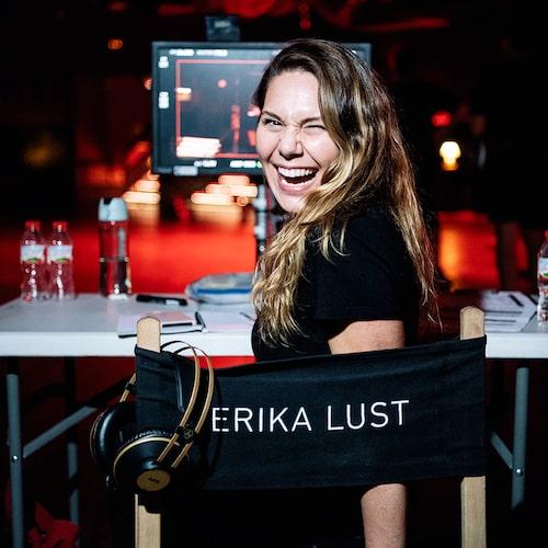 Erika Lust drivs av en ambition att göra ångande erotiska filmer med en handling.