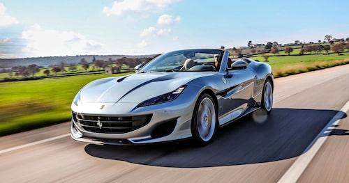 Portofino ersätter California T som instegsmodell i Ferrari-utbudet.
