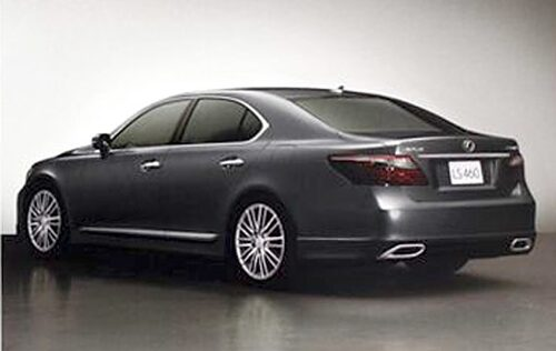 Lexus LS 460 Version SZ
