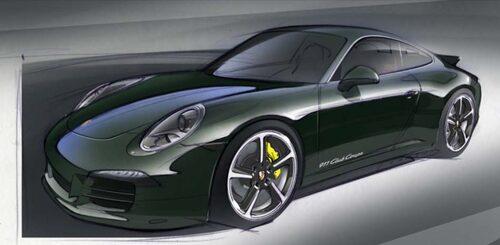 Porsche 911 Club Coupé