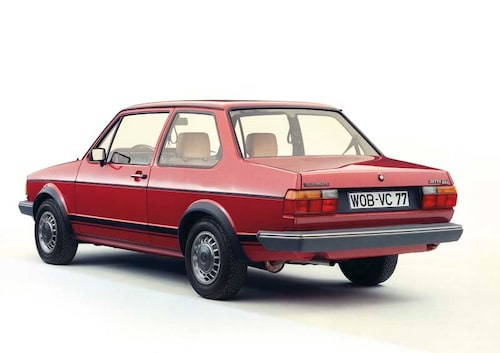 VW Jetta. 1979.
