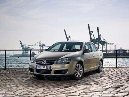 VW Jetta. 2009.