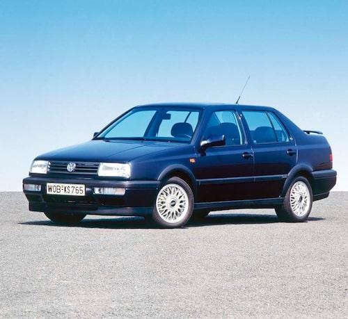 VW Vento VR6. 1992.