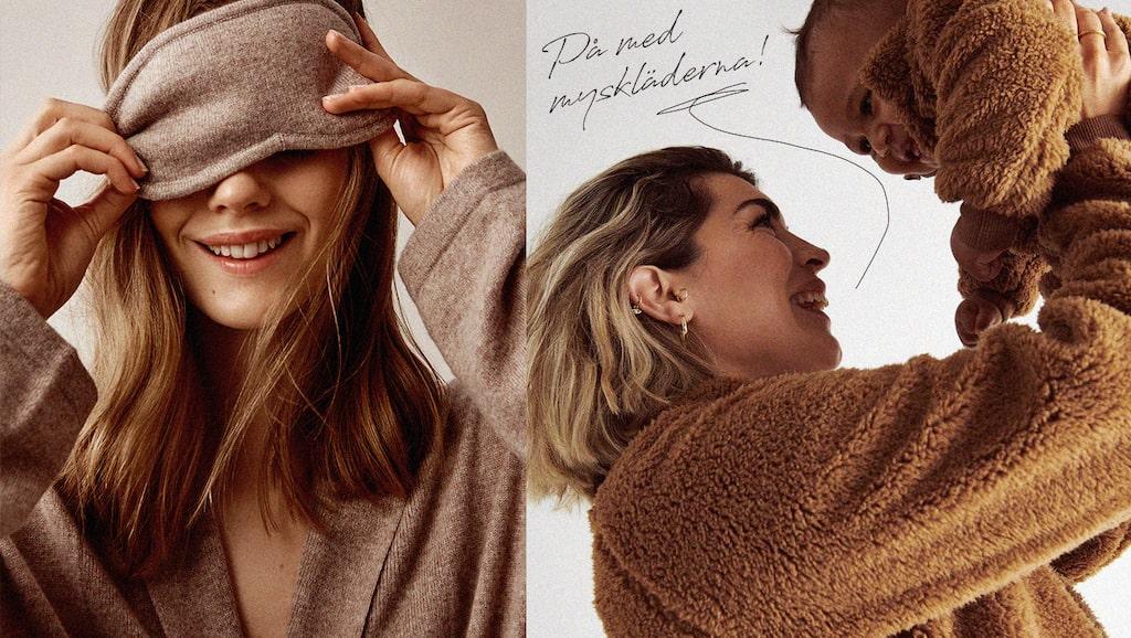 Loungewear, mjukisset, myskläder, pyjamas – kära plagg har många namn. Här tipsar vi om både billiga och lyxiga kläder.