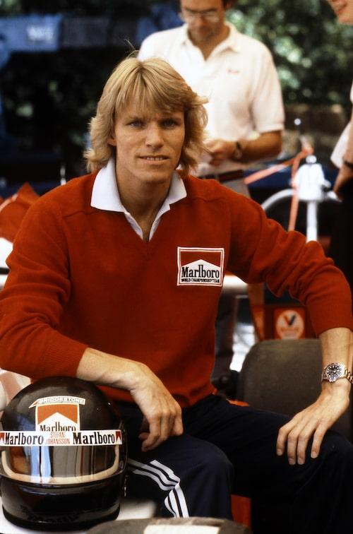 Stefan Johanssons Formel 1-karriär varade mellan 1980 och 1991. Foto: Teknikens Världs arkiv