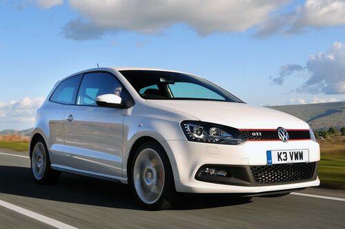 Plats 3: Volkswagen Polo, 287 828 exemplar. Minus 19,8 procent jämfört med 2011.