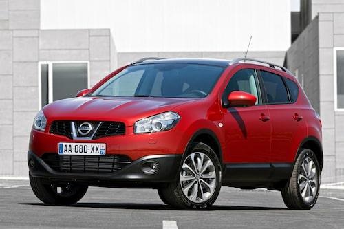 Plats 8: Nissan Qashqai, 207 885 exemplar. Minus 0,3 procent jämfört med 2011.