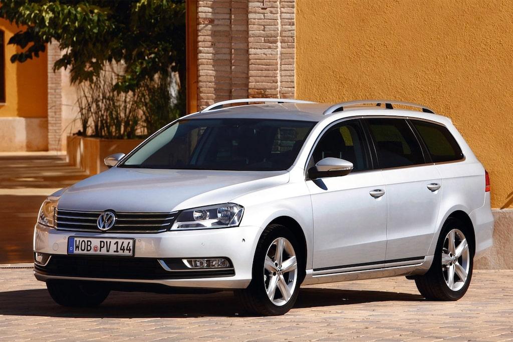 Plats 10: Volkswagen Passat, 195 617 exemplar. Minus 17,1 procent jämfört med 2011.