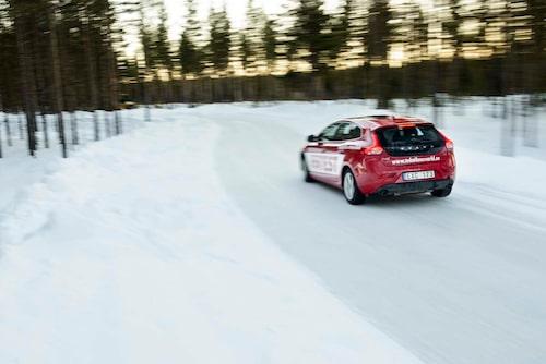 Ett bra vintergrepp gör bilkörningen till ett nöje även under den kalla delen av året.