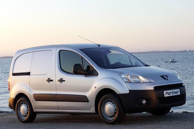 Peugeot Partner Skåp