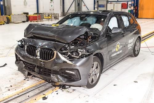 BMW 1-serie.