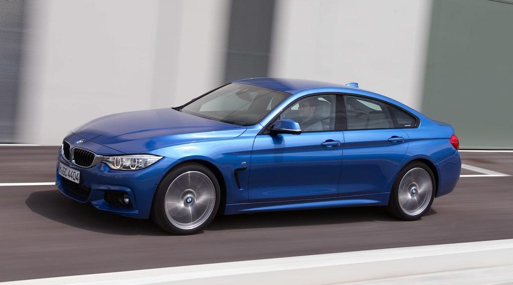BMW 428i Gran Coupé M Sport