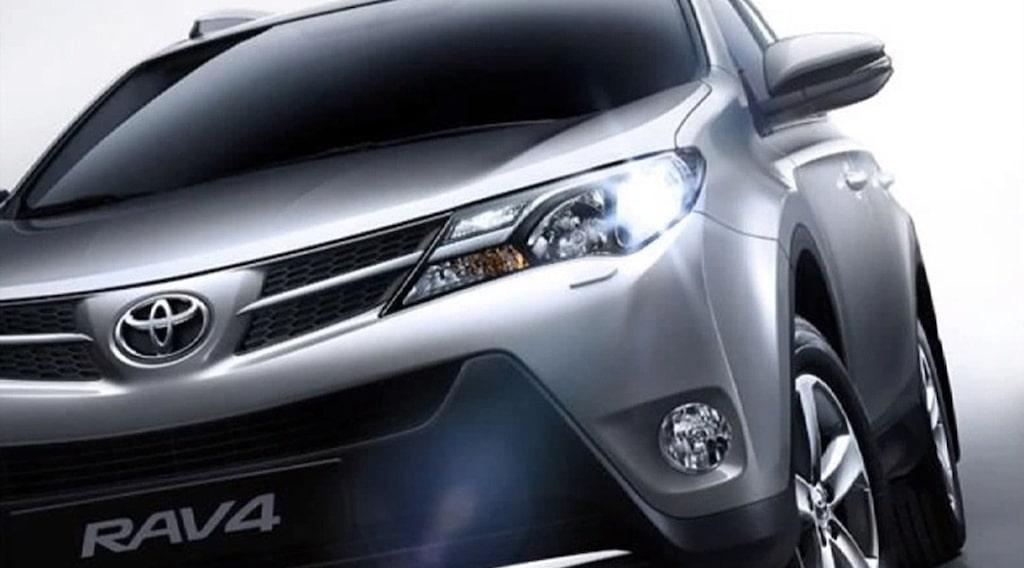Nya Toyota RAV4 2013