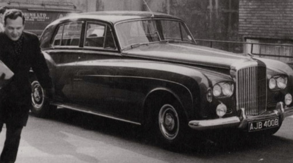 Brian Epsteins Bentley S3 1964