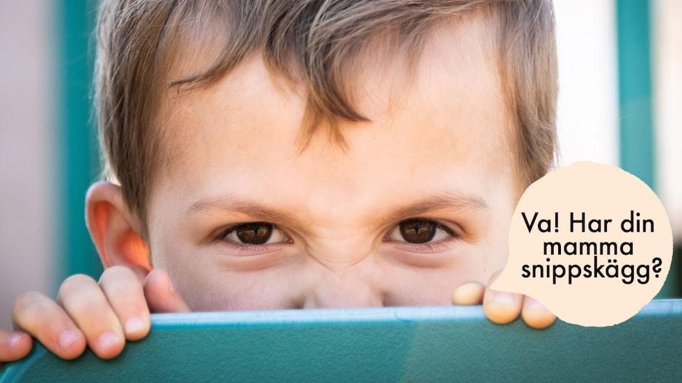 Umgås man med barn kan man vara säker på att få med sig lite roliga citat hem!