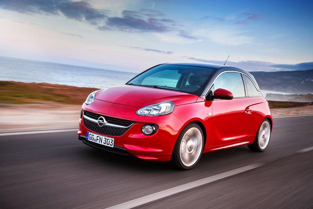 Bilen som kan avgöra Opels öde heter Adam, döpt efter märkets grundare.