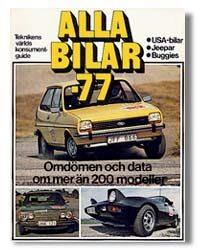 Alla Bilar 1977