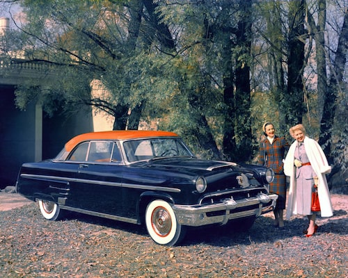 1953 Mercury Spot Coupe