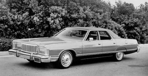 1975 Grand Marquis