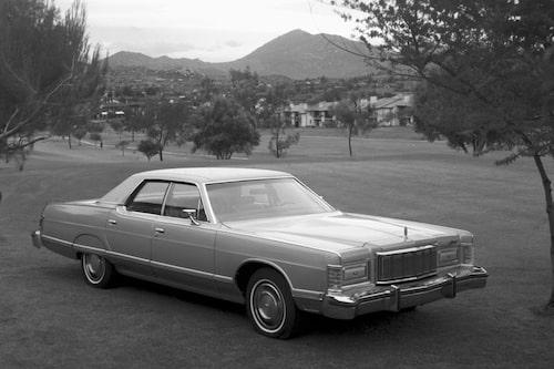1978 Mercury Brougham