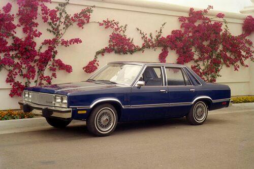 1978 Mercury Zephyr